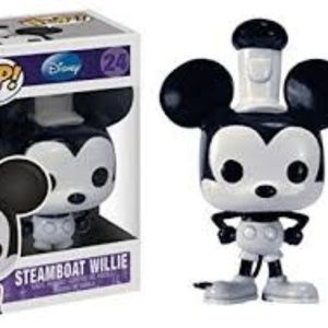 Funko POP Steamboat Willie  24